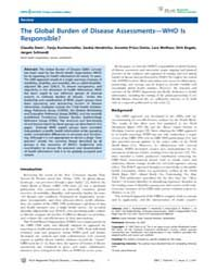 Plos Neglected Tropical Diseases : the G... by Utzinger, Juerg
