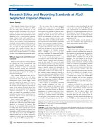 Plos Neglected Tropical Diseases : Resea... by Yamey, Gavin
