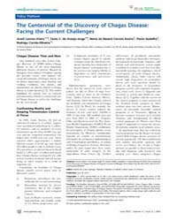 Plos Neglected Tropical Diseases : the C... by Santiago, Helton, Da Costa
