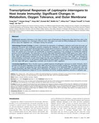 Plos Neglected Tropical Diseases : Trans... by Peacock, Sharon, J.