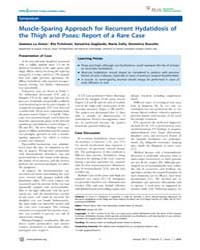 Plos Neglected Tropical Diseases : Muscl... by Sinnis, Photini