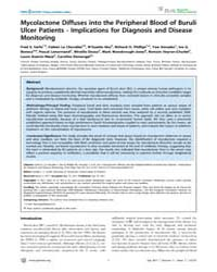 Plos Neglected Tropical Diseases : Mycol... by Small, Pamela, L. C.