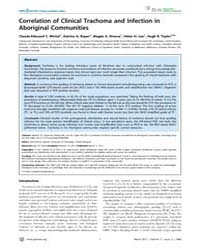 Plos Neglected Tropical Diseases : Corre... by Ngondi, Jeremiah, M.
