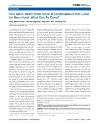 Plos Neglected Tropical Diseases : One M... by Franco-paredes, Carlos