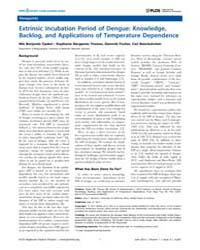 Plos Neglected Tropical Diseases : Extri... by Morrison, Amy C.