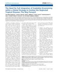 Plos Neglected Tropical Diseases : the N... by Silva, Janaka De