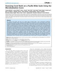 Plos One : Assessing Coral Reefs on a Pa... by Ferse, Sebastian, C. A.