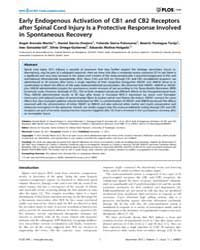 Plos One : Early Endogenous Activation o... by Giovanni, Simone Di