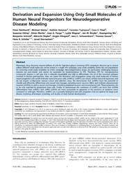 Plos One : Derivation and Expansion Usin... by Daadi, Marcel