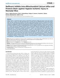 Plos One : Nelfinavir Inhibits Intra-mit... by Kihara, Alexandre, Hiroaki