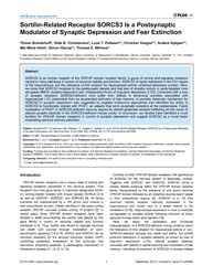Plos One : Sortilin-related Receptor Sor... by Mei, Lin