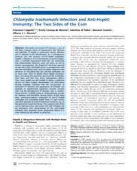 Plos Pathogens : Chlamydia Trachomatis I... by Cappello Francesco