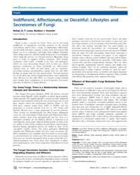 Plos Pathogens : Indifferent, Affectiona... by Heitman, Joseph