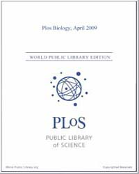Plos : Biology, April 2009 by Bloom, Theodora