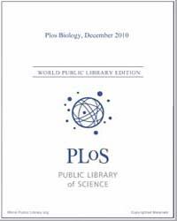 Plos : Biology, December 2010 by Bloom, Theodora
