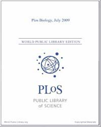 Plos : Biology, July 2009 by Bloom, Theodora