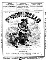 Punchinello : Volume 0001, Issue 9 May 2... by Punchinello Pub. Co