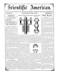 Scientific American : Volume 0005, Issue... by Rufus M. Porter