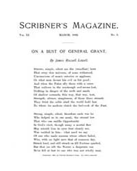 Scribner's Magazine : Volume 0011, Issue... by Charles Scribner's Sons