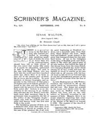 Scribner's Magazine : Volume 0014, Issue... by Charles Scribner's Sons