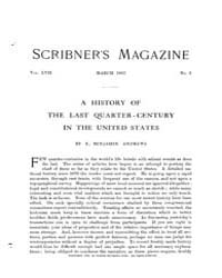 Scribner's Magazine : Volume 0017, Issue... by Charles Scribner's Sons
