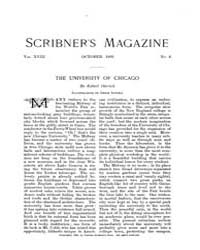 Scribner's Magazine : Volume 0018, Issue... by Charles Scribner's Sons
