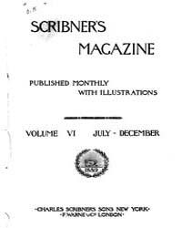 Scribner's Magazine : Volume 0006, Issue... by Charles Scribner's Sons