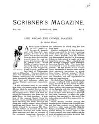 Scribner's Magazine : Volume 0007, Issue... by Charles Scribner's Sons