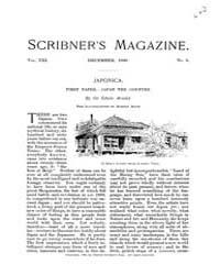 Scribner's Magazine : Volume 0008, Issue... by Charles Scribner's Sons
