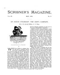 Scribner's Magazine : Volume 0009, Issue... by Charles Scribner's Sons