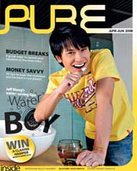 Pure : April-june 2009 by Chiong, Vivien
