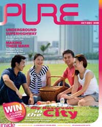 Pure : October-december 2008 by Chiong, Vivien