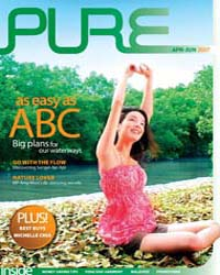 Pure : April-june 2007 by Chiong, Vivien