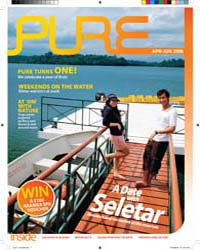 Pure : April-june 2008 by Chiong, Vivien