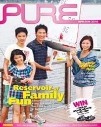 Pure : April-june 2010 by Chiong, Vivien