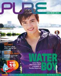 Pure : January-march 2011 by Chiong, Vivien