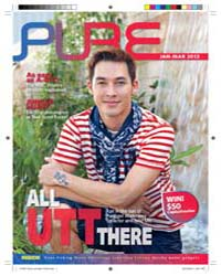 Pure : January-march 2012 by Chiong, Vivien