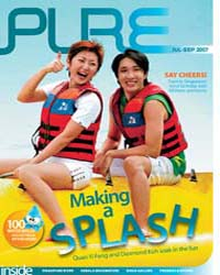 Pure : July-september 2007 by Chiong, Vivien