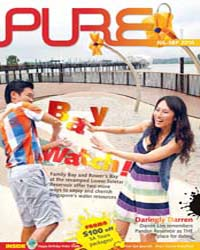Pure : July-september 2010 by Chiong, Vivien