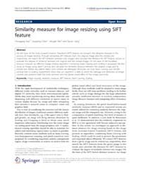 Eurasip Journal on Image and Video Proce... by Dugelay, Jean-luc