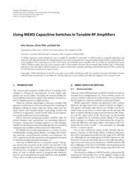 Eurasip Journal on Wireless Communicatio... by Vandendorpe, Luc