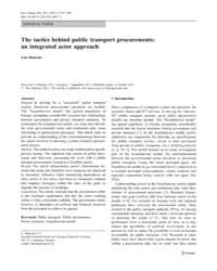 European Transport Research Review : Vol... by Bekiaris, Evangelos