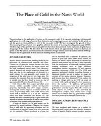 Gold Bulletin : Volume 29 - 4, Issue 2(M... by Keel, Trevor
