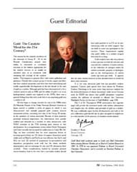 Gold Bulletin : Volume 31 - 4, Issue 4 ;... by Keel, Trevor