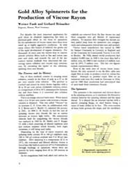 Gold Bulletin : Volume 7 - 4, Issue 1 ; ... by Keel, Trevor