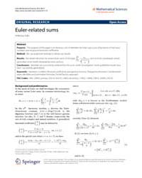 Mathematical Sciences : July 2012 by Maleknejad, K.