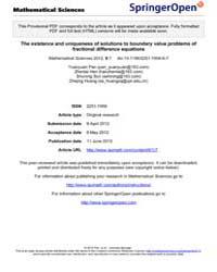 Mathematical Sciences : June 2012 by Maleknejad, K.