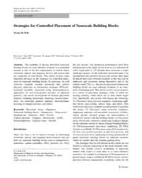 Nanoscale Research Letters : Volume 2 Is... by Wang, Zhiming, M
