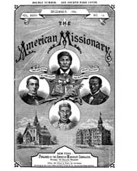The American Missionary : Volume 0036, I... by American Missionary Association