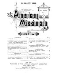 The American Missionary : Volume 0037, I... by American Missionary Association